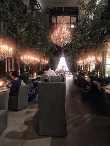 RH Courtyard Café