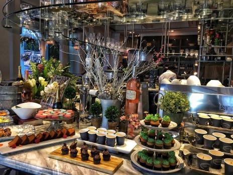 Dessert Bar at Colette Grand Café